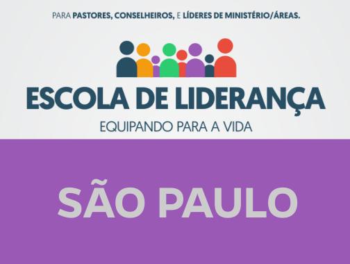 ESCOLA DE LIDERANÇA 2018 [SÃO PAULO]