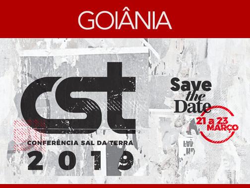 Conferência Sal da Terra 2019 [GOIÂNIA]